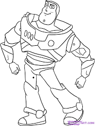 Small Picture Printable 19 Toy Story Coloring Pages Buzz 6978 Buzz Lightyear