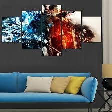 Painting Canvas For Living Room Popular Scarface Canvas Painting Buy Cheap Scarface Canvas
