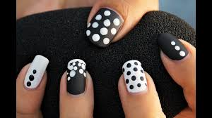 Easy Nail Design Steps Nail Art Designs Step By Step At Home Simple Easy Nail Art