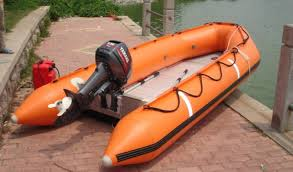 how to repair an inflatable boat