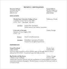 Lawyer Resume Template Stunning Lawyer Resumes Templates Lawyer Resume Template 28 Free Word Excel