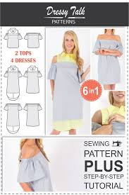 Off Shoulder Pattern