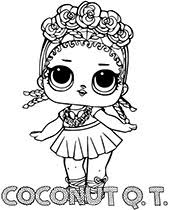 There are images of the most popular dolls and pets from several different series: Lol Surprise Big Sister Coloring Pages Coloring And Drawing