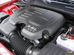 2013 Dodge Challenger SXT Plus 3.6 Liter DOHC 24-Valve VVT ...
