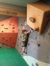 climb tacoma gym kids climbing on