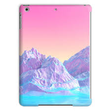 Pastel Mountains iPad Case-kite.ly-iPad Air-| All-Over Case - Shelfies