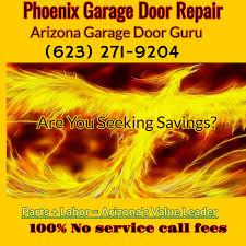 garage door guruArizona Garage Door Guru 3110 W Mohawk Lane Phoenix AZ Garage
