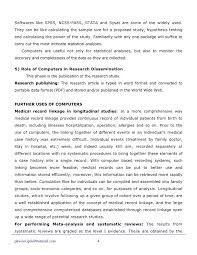 "essay importance computers today essay on ""computer its role in life today"" complete essay for"