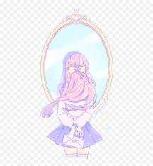 Themebeta.com is a web site for theme designers to create and share chrome themes online. Be Your Own Senpai And Notice Yourself Aesthetic Anime Girl Transparent Png Anime Girls Transparent Free Transparent Png Images Pngaaa Com