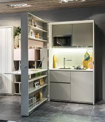 Box Kitchen Una Cocina En Un Armario  A La Carta Para DosCocina En Un Armario