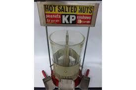 Vintage Peanut Vending Machine Mesmerizing Original UK Vintageelectric KP Hot Peanut Cashew Nut Vending