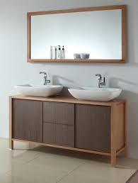 contemporary bathroom vanities wood — contemporary furniture