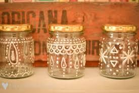 decorated jars #thingsdeeloves-11 ...