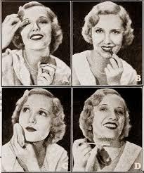 kisake up 1930s beauty