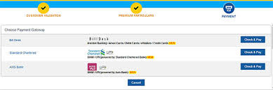 Standard Charted Online Credit Card Payment How To Pay Lic Premium Online The Economic Times