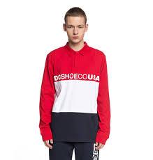 <b>Рубашка</b>-<b>поло</b> мужская <b>DC SHOES</b> Stewardson Polo M Tango Red ...