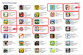 App Store Game Charts Apple To Developers Dont Try To Game The App Store Charts