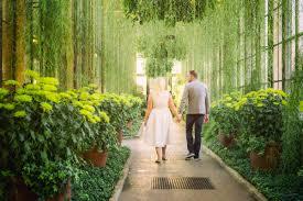 marina and brian longwood gardens pa engagement photographers