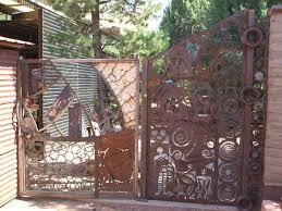 wood fence panels door. Decorative Fence Panels Gates Wood Door