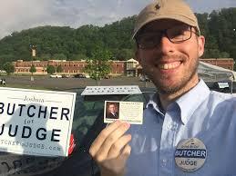 Judge Joshua Butcher - Home   Facebook