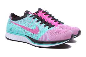 nike running shoes for girls black and white. womens nike flyknit racer hyper jade black white multicolor girl sneakers running shoes for girls and