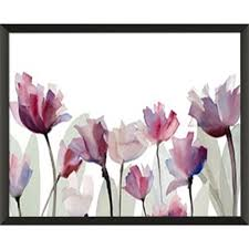 watercolor floral wall art 16 x 19 in  on watercolor floral wall art with watercolor floral wall art 16 x 19 in at home