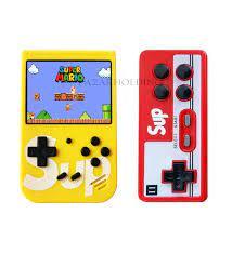 400 Nostalji Oyunlu Mini Atari Gameboy & Gamebox Oyun Konsolu