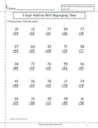 Adding Positive And Negative Numbers Worksheet Subtracting Free Math ...