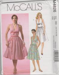 50s Style Dress Patterns Cool Design