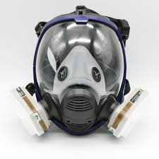 7 piece suit painting spraying similar for 6800 gas mask full face facepiece respirator com