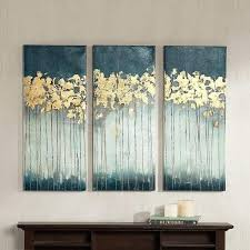 gold canvas wall art wonderful best wall art sets ideas on wood large metal for bedroom