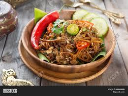 Indonesian Table Setting Mi Goreng Or Mee Goreng Mamak Indonesian And Malaysian Cuisine