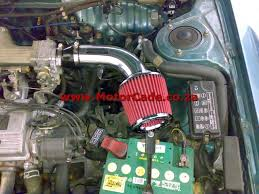 TOYOTA COROLLA / TAZZ FUEL INJECTION SRI Induction kit [TO002 ...