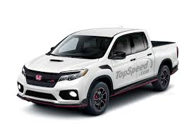 2020 Honda Ridgeline Type R | Top Speed