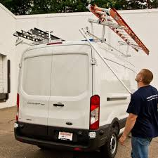 Prime Design Van Ladder Looking To Equip Your Commercial Vehicles With Ergonomic