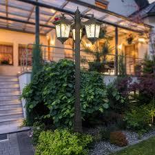 sterno home 3 head streetlight costco uk