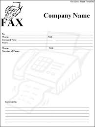 fax cover sheets free free fax cover sheet template best business template