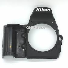 Original <b>Front Cover</b> shell Assembly for Nikon <b>D810</b> Without Rubber ...