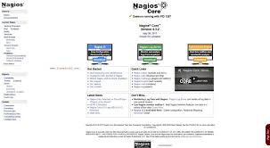 nagios network analyzer nagios core check disk space usage on a remote machine using nrpe