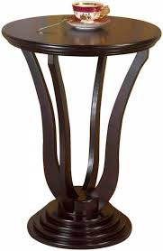 furniture round end table with drawer 2pc set coffee tables toby for round espresso end