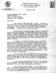 letters between john cutler and his supervisor show him trying to keep details of the experiments secret and also demonstrate how he justified the research permission letter for medical treatment