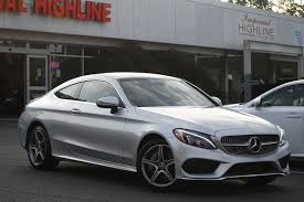 Which is the best choice for your. 2017 Used Mercedes Benz C Class C 300 4matic Coupe At Imperial Highline Serving Dc Maryland Virginia Va Iid 20277366