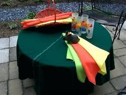 outdoor round tablecloth umbrella hole outdoor tablecloths umbrella hole round tablecloth