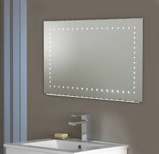 bathroom mirror with lights. large led bathroom mirror with sensor and demister lights i