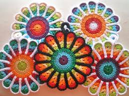 Free Crochet Potholder Patterns Stunning Art In The Kitchen Crochet Potholders And Hot Pads
