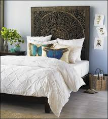 ... Amazing of Tufted Headboard King Size Bed Stylish Headboard King Size  Alternative Of Expensive King Size ...
