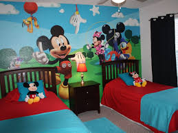Mickey And Minnie Mouse Bedroom Mickey Minnie Mouse Bedrooms Lushzone
