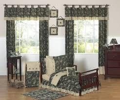 Camo Themed Bedroom Ideas