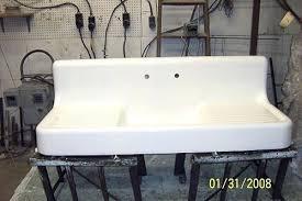porcelain sinks white rectangular inch porcelain bathroom