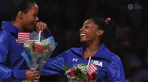 vault gymnastics gabby douglas. Gymnasts Gabby Douglas, Aly Raisman Beat Odds By Making Second Olympic Team Vault Gymnastics Douglas